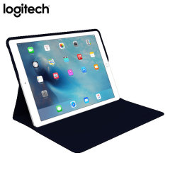 Logitech Create Any Angle iPad Pro Stand Case - Black
