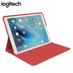 Logitech Create Any Angle iPad Pro Stand Case - Red