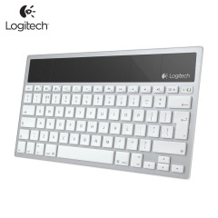 Logitech K760 Wireless Bluetooth Solar Keyboard for Apple Devices