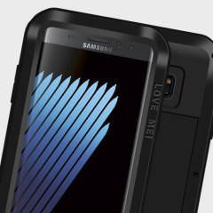 Love Mei Powerful Samsung Galaxy Note 7 Protective Case - Black