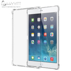 LUVVITT Clear Grip iPad Pro Tough Case - Clear