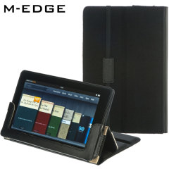 M-Edge Kindle Fire HD Trip Jacket - Black