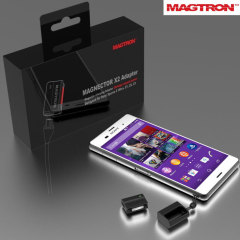 Magtron Magnector X2 Xperia Magnetic Charging Micro USB Adapter
