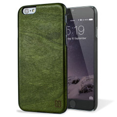 Man&Wood iPhone 6S / 6 Wooden Case - Green Tea