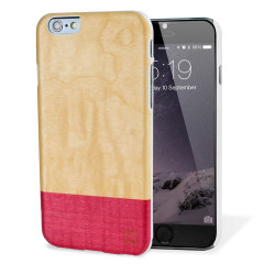 Man&Wood iPhone 6S / 6 Wooden Case - Miss Match