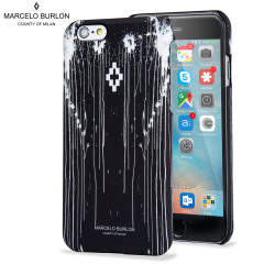 Marcelo Burlon iPhone 6S / 6 Designer Hard Shell Case - San Lorenzo