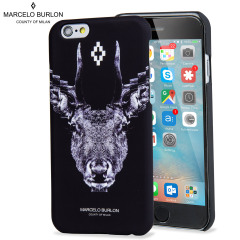 Marcelo Burlon iPhone 6S / 6 Designer Hard Shell Case - Yuen
