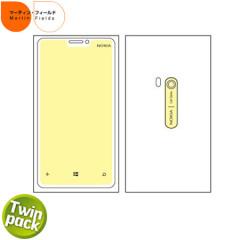 Martin Fields Overlay Screen Protector Twin Pack - Nokia Lumia 920