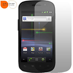 Martin Fields Screen Protector - Google Nexus S