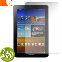 Martin Fields Screen Protector - Samsung Galaxy Tab 7.7 - Twin Pack