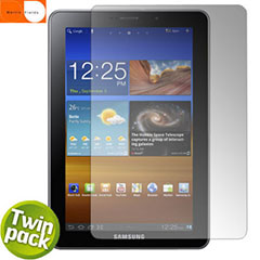 Martin Fields Screen Protector - Samsung Galaxy Tab 7 Plus - Twin Pack