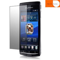 Martin Fields Screen Protector - Sony Ericsson Xperia arc S / arc