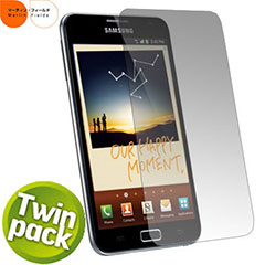 Martin Fields Screen Protector Twin Pack - Samsung Galaxy Note