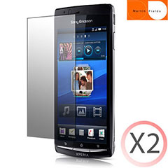 Martin Fields Sony Ericsson Xperia arc S/arc Screen Protector 2x Pack