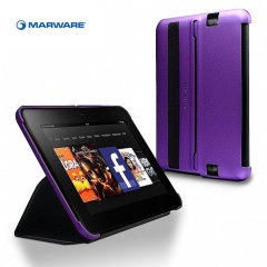 Marware MicroShell Folio for Kindle Fire HD - Purple