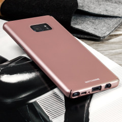 Matchnine Hori Samsung Galaxy Note 7 Slim Case - Rose Gold