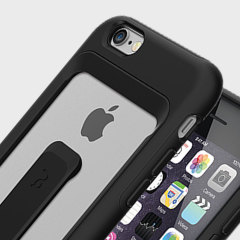 Matchnine iPhone 6S / 6 Match4 Clip Card Case - Black