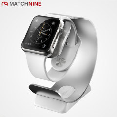 Matchnine Match7 Apple Watch iStand - Silver