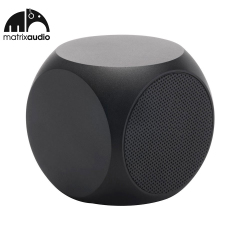 Matrix Audio Qube Universal Pocket Speaker - Black