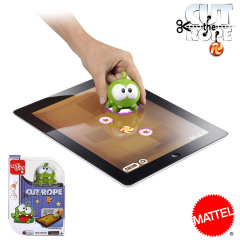 Mattel Cut the Rope Apptivity Toy for all iPads
