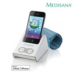 Medisana CardioDock Blood Pressure Monitor for Apple Devices