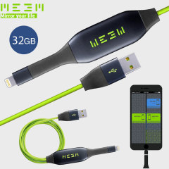 MEEM Automatic Backup Lightning Charge & Sync Cable - 32GB