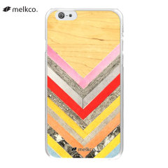 Melkco Graphic iPhone 6 Designer Shell Case - Stripes