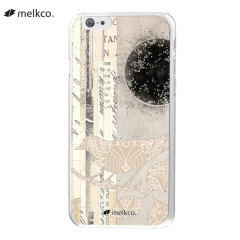 Melkco Graphic iPhone 6S / 6 Designer Shell Case - Bird & Fish