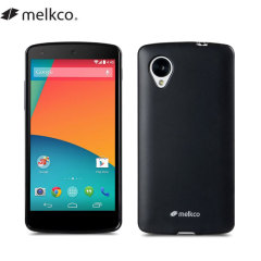 Melkco Poly Jacket Case for Google Nexus 5 - Black