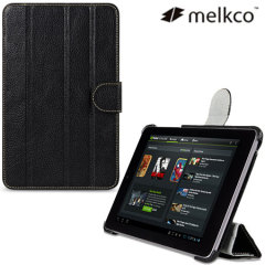 Melkco Premium Leather Smart Stand & Type Case For Nexus 7