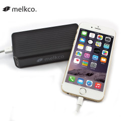Melkco Tanker Power Bank 13,500mAh - Black