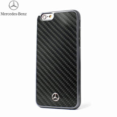 Mercedes-Benz iPhone 6S Plus / 6 Plus Real Carbon Fibre Case
