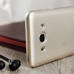 Mercury Goospery iJelly Samsung Galaxy J5 2016 Gel Case - Gold