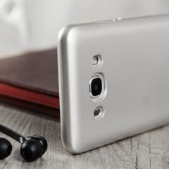 Mercury Goospery iJelly Samsung Galaxy J5 2016 Gel Case - Silver