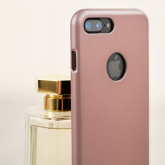 Mercury iJelly iPhone 7 Plus Gel Case - Rose Gold
