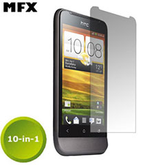 MFX 10-in-1 Screen Protector - HTC One V