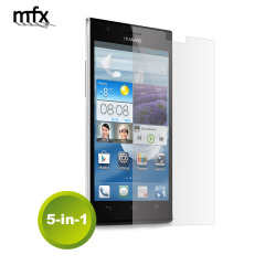 MFX 5-in-1 Screen Protector for Huawei Ascend P2