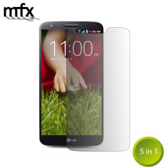 MFX 5-in-1 Screen Protector - LG G2