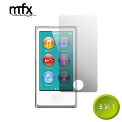 MFX iPod Nano 7G Screen Protector - 5 Pack