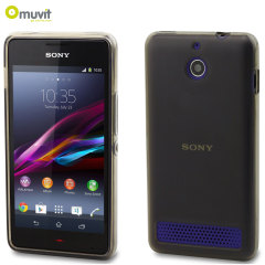 MfX miniGEL Xperia E1 Case - Dark Smoke