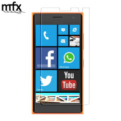 MFX Nokia Lumia 735 Tempered Glass Screen Protector