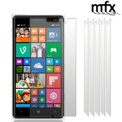 MFX Nokia Lumia 830 Screen Protector (6-in-1 Pack)