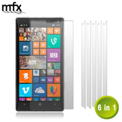 MFX Nokia Lumia 930 Screen Protector 6-in-1 Pack