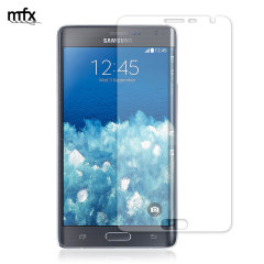 MFX Samsung Galaxy Note Edge Screen Protector - Twin Pack