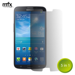 MFX Screen Protector 5-in-1 Pack - Samsung Galaxy Mega 6.3
