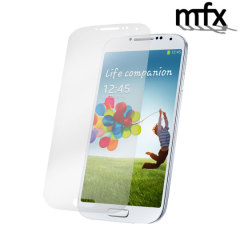 MFX Screen Protector - Samsung Galaxy S4