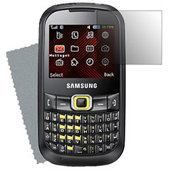 MFX Screen Protector - Samsung Genio Qwerty