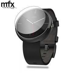 MFX Ultra Thin Moto 360 Tempered Glass Screen Protector