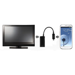 MHL Out Cable for Samsung Galaxy S3 / Galaxy Note 2