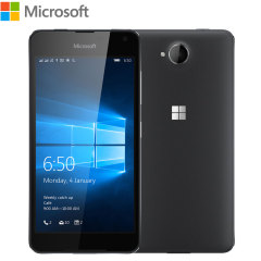 Microsoft Lumia 650 LTE SIM Free - Unlocked - Black